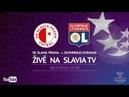 LIVE STREAM UWCL: SK Slavia Praha - Olympique Lyon