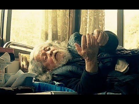 Старец Гавриил все о коронавирусе Крест маслом закрытие Церквей дезинфекция Лжицы голод