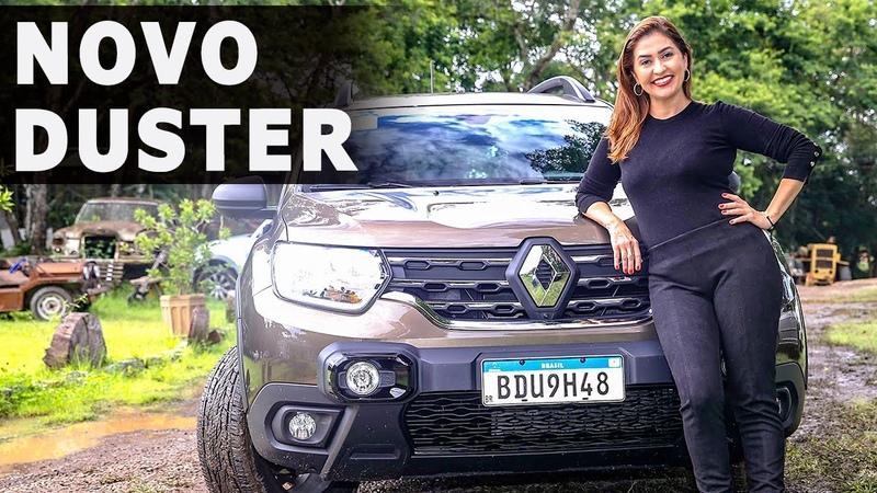 Novo Renault Duster 2021 Veterano renovado mas nem tanto