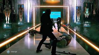 Watch Dogs Legion - John Wick Gameplay (Club Scene)