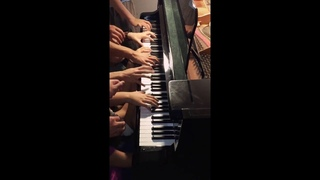 Night of Nights/Death Waltz - Piano