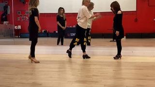 💥Ballroom Dance Lessons in Los Angeles 💥 Full private dance lesson with Oleg Astakhov & Kristina