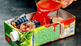 За копейки!!! В разы ВКУСНЕЕ красной рыбы! 6 простых способов приготовить идеальную скумбрию!