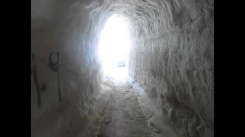 Ливневая дренажка Чавушин Каппадокия 2014