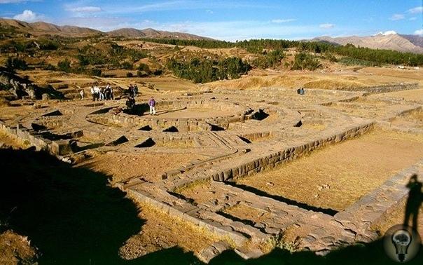 Саксайуаман. Таинственная крепость инков.