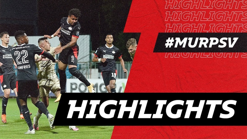 DOUBLE TROUBLE with Malen Gakpo in Mura 😈 HIGHLIGHTS NS Mura PSV