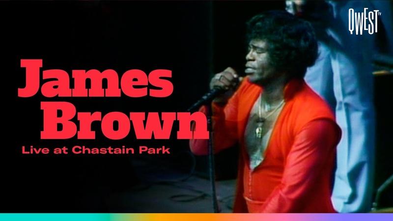 James Brown It's A Man's Man's Man's World 1985 Qwest TV