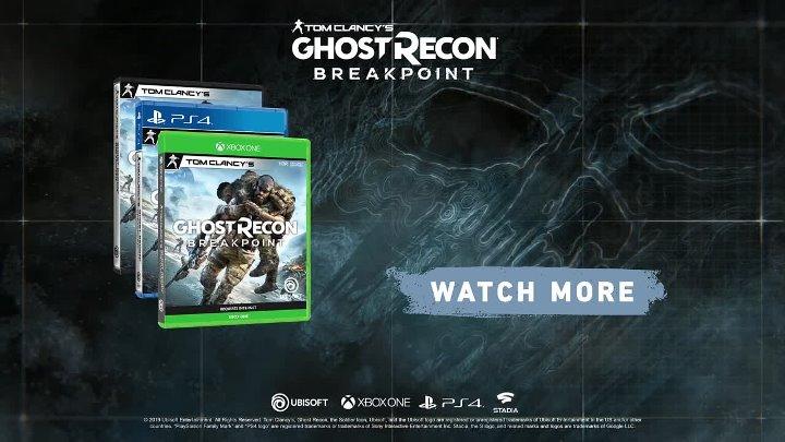 Завтра в Ghost Recon Breakpoint появится сюжетная арка с Терминатором - представлен тизер события
