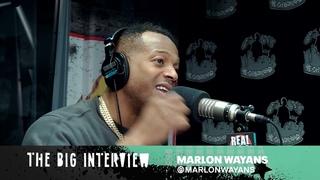 Marlon Wayans' On Advice He Received From John Singleton & Nipsey Hussle's Death | Fuse X Big Boy
