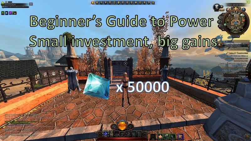 Neverwinter: Beginner's Guide to power