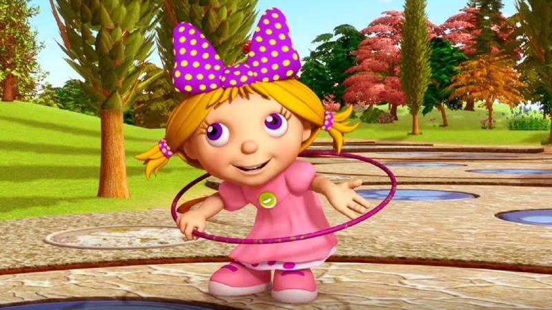 Когда ты видела гнездо в последний раз Лучшее представление в саду Все о Рози мультфильм детям