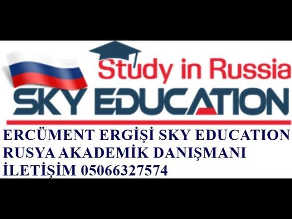 RUSYA 2020 2021 DÖNEMİ LİSANS MASTER VE DOKTORA EĞİTİMİ İÇİN SON FIRSAT