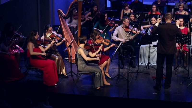 Оркестр 1703 Петр Чайковский Шоколад из балета Щелкунчик Op 71