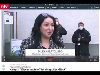 Kalayci : Dieser Impfstoff ist ein grosses Glück
