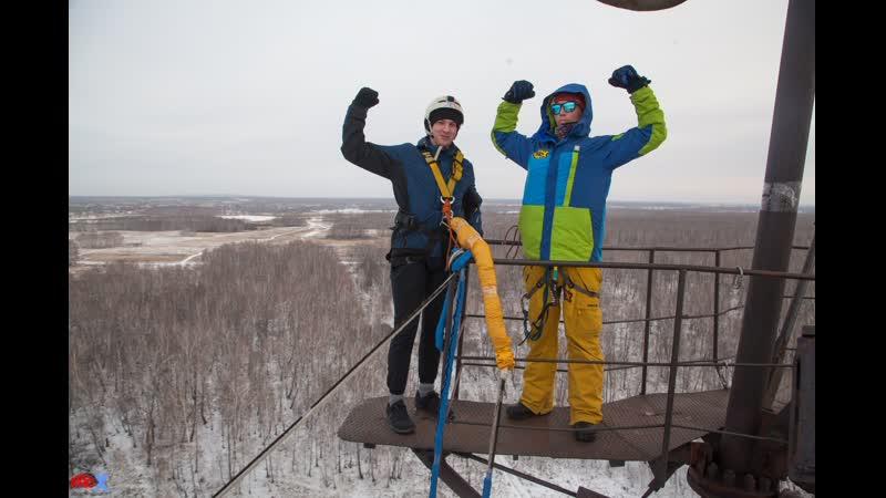 Nikita Mar. прыжок FreeFallProX команда ProX74 объект AT53 Chelyabinsk 2019 1 jump RopeJumping
