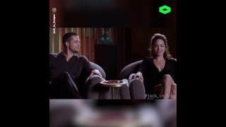Брэд Питт и Анджелина Джоли рассказывают, как познакомились в автозаке и как через сутки их отпустил