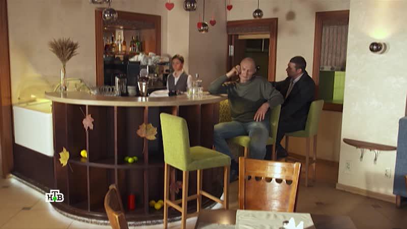 Бьянка в сериале Под прицелом 13 я серия криминал детектив Россия 2013 • HD