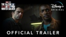 Official Trailer The Falcon and The Winter Soldier Disney