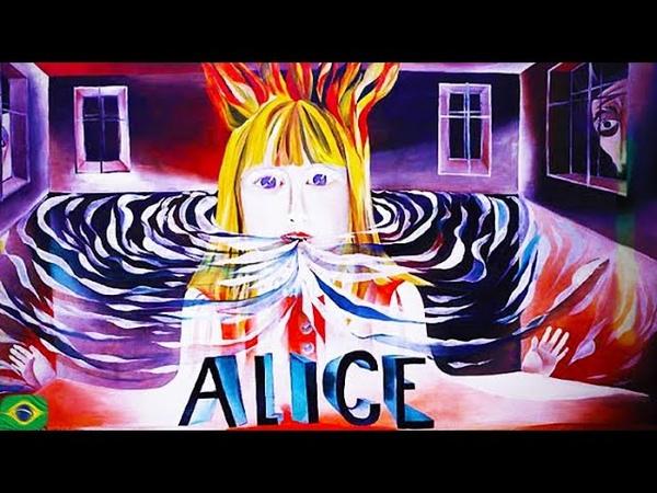 Alice 1988 por Jan Švankmajer Legendado PT BR