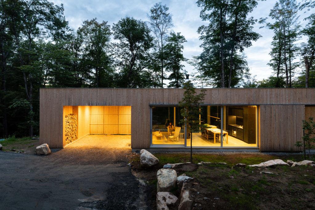 Дом для отпуска в Квебеке