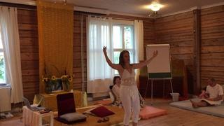 OSHO Dynamic Meditation explained by Sarita