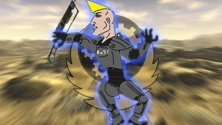 Fallout New Vegas - The Broother Hood Of Chads