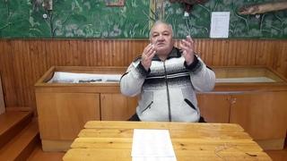 Простые вопросы о климате, берем интервью у представителя чулымцев, Габова Василия Михайловича