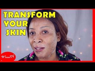 Anti Aging, TRANSFORM your SKIN, Lift Tighten SKIN - Rewind Years on Aging