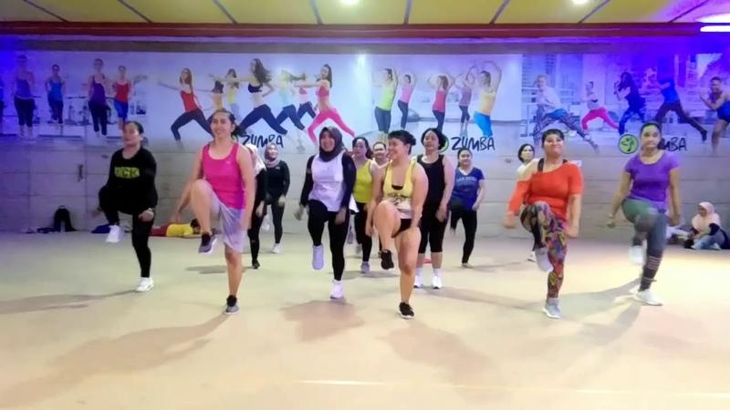 Kereta Malam D Mojang ZUMBA Choreography dance