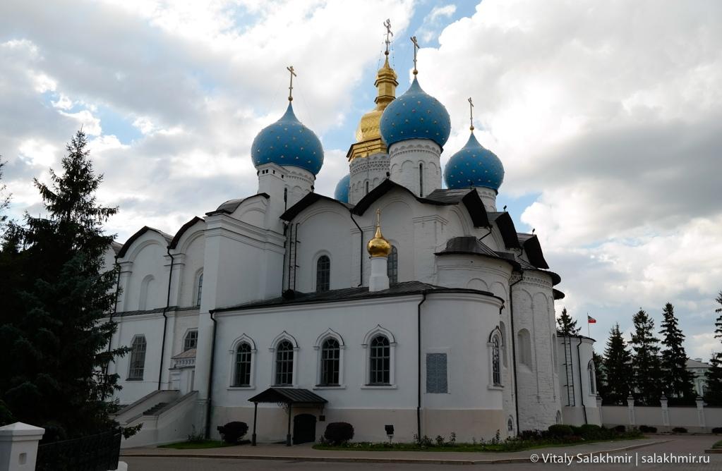 Благовещенский собор в казанском кремле, 2020