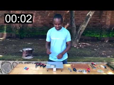 The fastest glasses on earth How to produce a pair of OneDollarGlasses