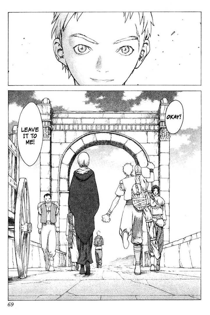 Claymore, Chapter 11, image #30