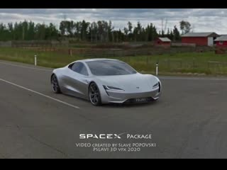 This is how fast 1.1 seconds 0 - 60mph take off should look like with Space X package thru