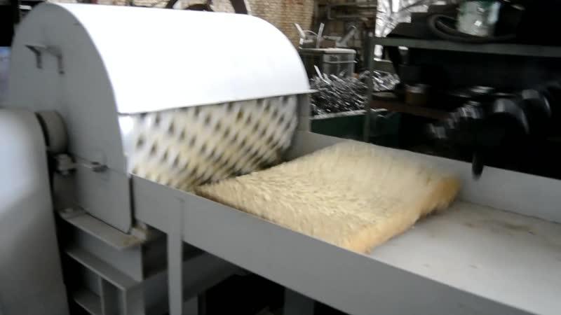 Дробилка минераловатных плит