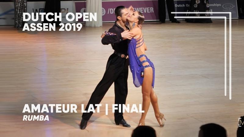 Adam Hathazi - Morgana Lakatos-Hayward | 2019 Dutch Open | Assen | Amateur LAT - F R