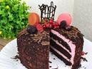 Торт «ЯГОДНОЕ ЭСКИМО»! Незабываемый Вкус Детства!