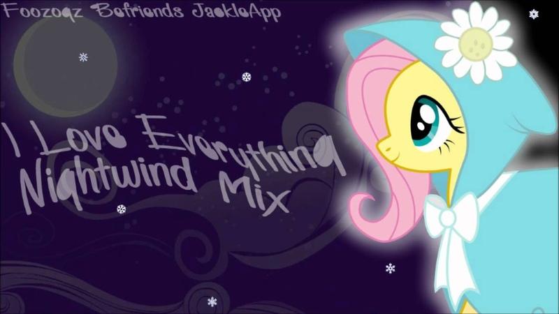 Foozogz Befriends JackleApp - I Love Everything(Nightwind Mix)