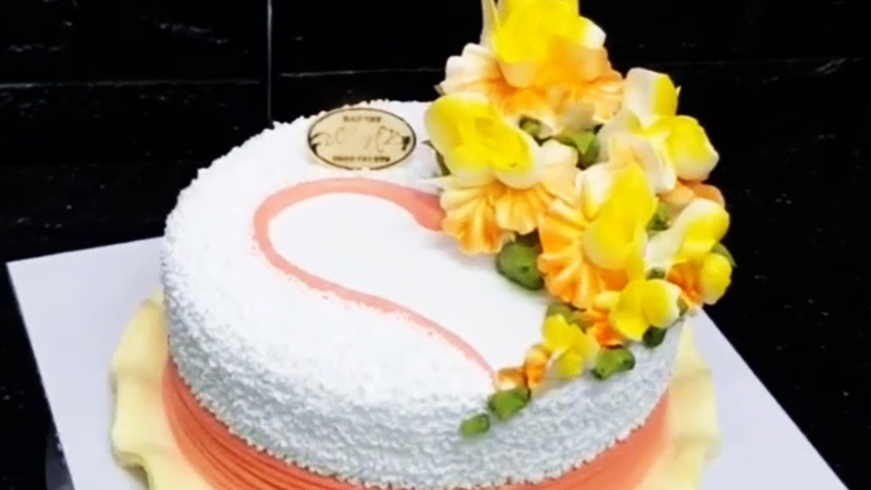 How to Design Awesome Cake Step by step Cake Decoration