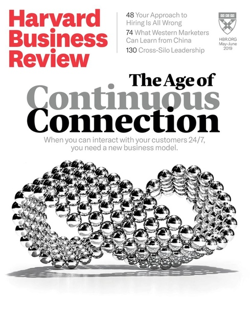 2019-05-01 Harvard Business Review
