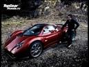 Ричард Хаммонд инспектирует Pagani Zonda S Roadster