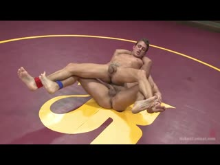 [1080]  Brock Avery Vs Alexander Gustavo (Fan edit version) (3) (Wrestling)