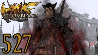 Final Fantasy 14 - SB [Deutsch] #527 - Des Ritters Kern (Dunkelritter Jobquest 30 bis 50)