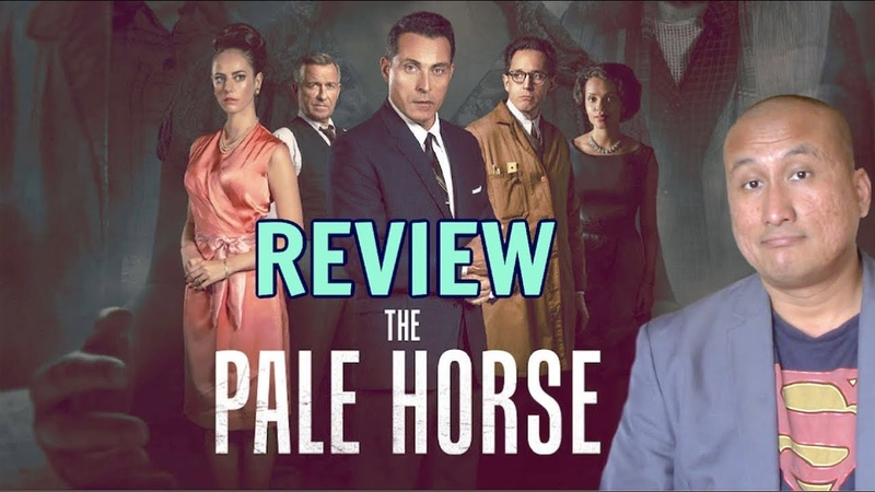TV Review Agatha Christie's 'THE PALE HORSE' Limited Series Starring Rufus Sewell Kaya Scodelario