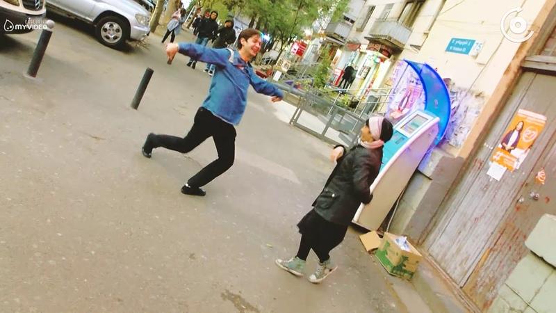 ქუჩის მოცეკვავე