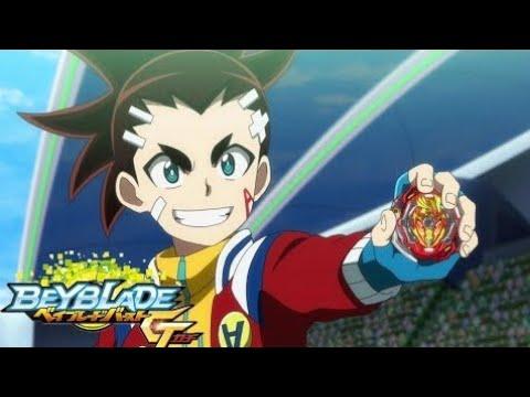 Drum vs Aiga Full batle episode 27 season 4 beyblade burst Gachi