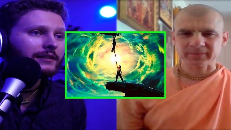 Невероятные примеры подтверждения другой реальности от Bhakti Rasayana Sagar Swami
