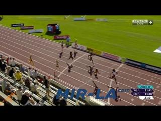 Wanda Diamond League - Stockholm  2021 - 200m (Women)