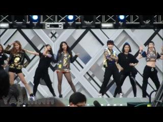 [Fancam] GLAM - I Like That @ Dream Concert 130511