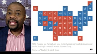 THE ELECTORAL COLLEGE VOTES TODAY. HERE'S WHAT YOU NEED TO KNOW. CCP MONEY EVERYWHERE. +GOOD NEWS