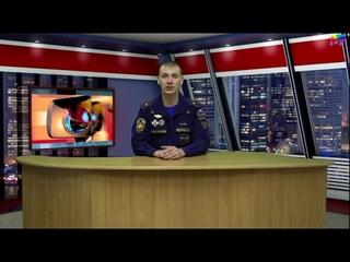 Интервью начальника 17-й пожарно-спасательной части г. Алатырь Сергея Кедярова